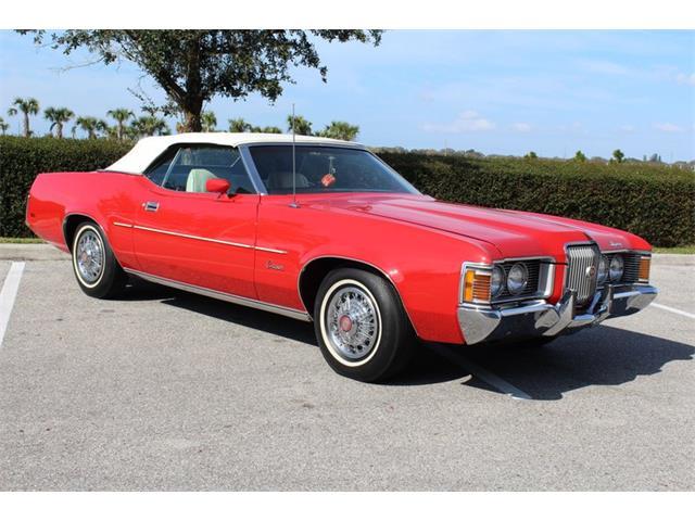 1972 Mercury Cougar (CC-1444594) for sale in Sarasota, Florida