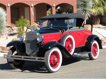 1931 Ford Model A (CC-1440046) for sale in Palm Springs, California