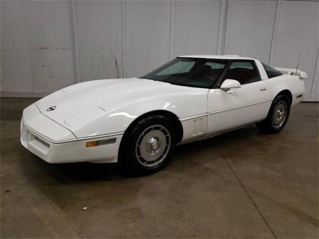 1987 Chevrolet Corvette (CC-1444607) for sale in Cadillac, Michigan