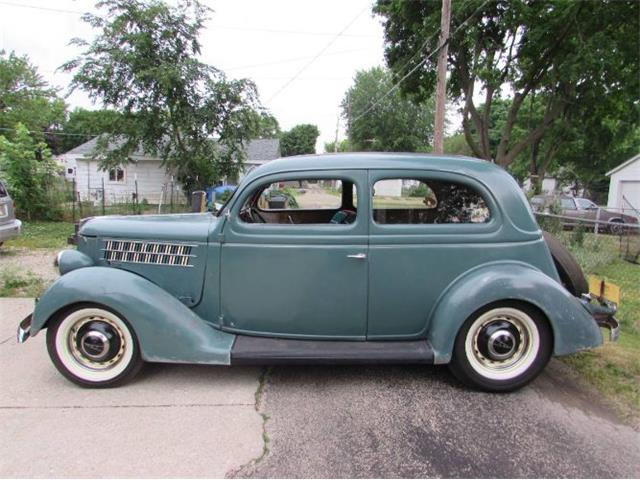 1936 Ford Slantback (CC-1444608) for sale in Cadillac, Michigan