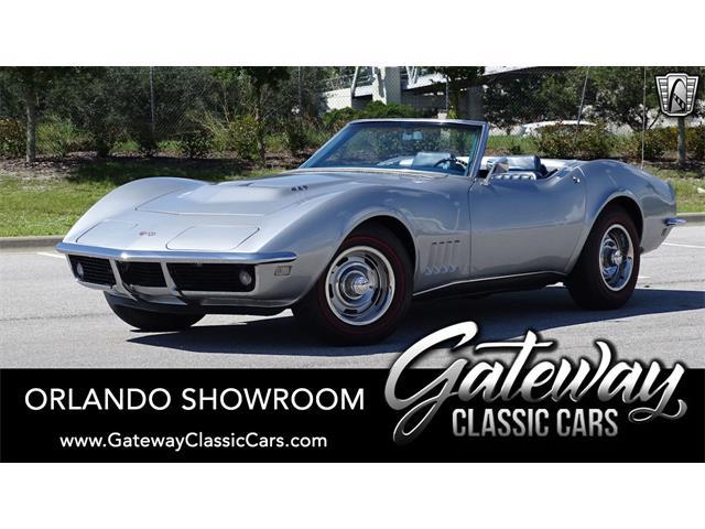 1968 Chevrolet Corvette (CC-1444615) for sale in O'Fallon, Illinois