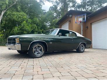 1971 Chevrolet Chevelle SS (CC-1440462) for sale in Lakeland, Florida