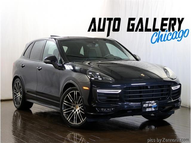 2018 Porsche Cayenne (CC-1444625) for sale in Addison, Illinois