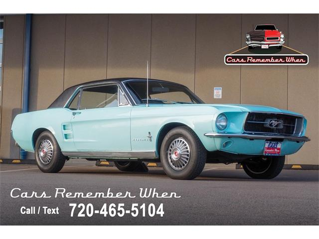 1967 Ford Mustang (CC-1444630) for sale in Englewood, Colorado