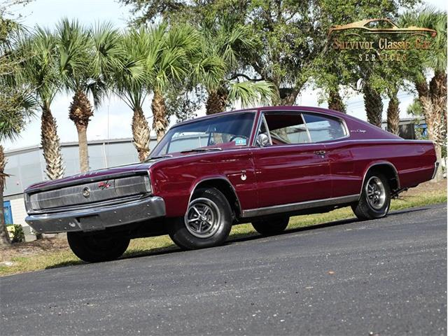 1966 Dodge Charger (CC-1444633) for sale in Palmetto, Florida