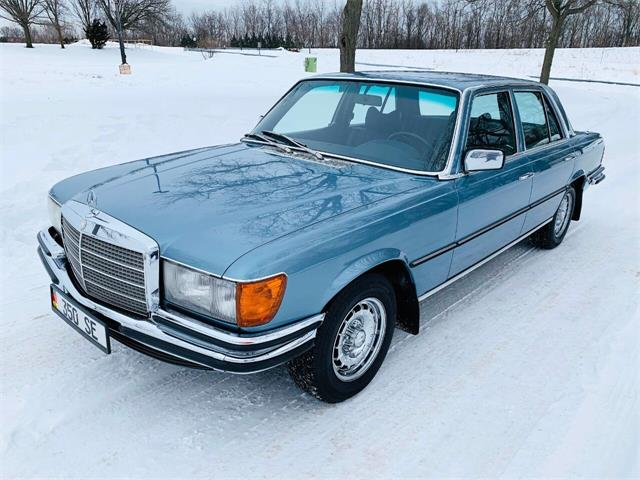 1978 Mercedes-Benz S-Class (CC-1444637) for sale in Carey, Illinois
