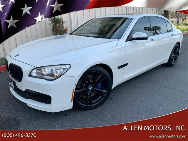 2014 BMW 7 Series (CC-1444641) for sale in Thousand Oaks, California