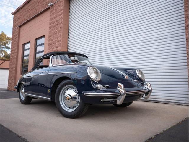 1960 Porsche 356 (CC-1444643) for sale in Fallbrook, California