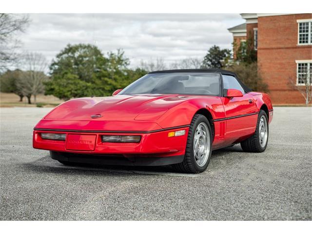 1990 Chevrolet Corvette (CC-1444652) for sale in Dothan, Alabama