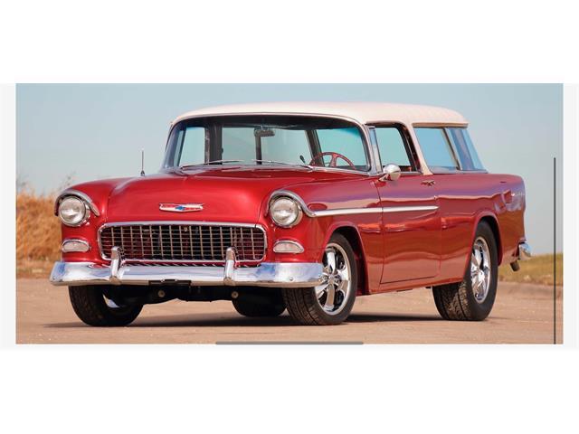 1955 Chevrolet Nomad (CC-1440466) for sale in Lakeland, Florida