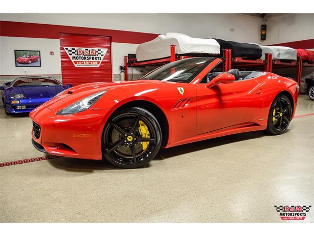 2011 Ferrari California (CC-1444665) for sale in Glen Ellyn, Illinois