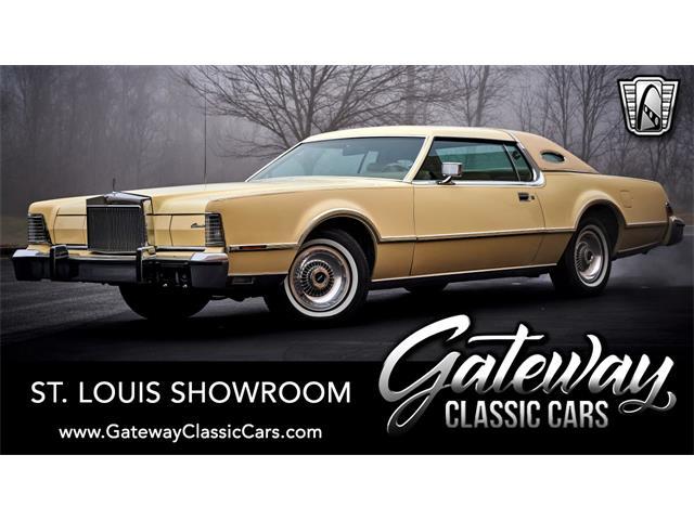 1976 Lincoln Continental (CC-1444666) for sale in O'Fallon, Illinois
