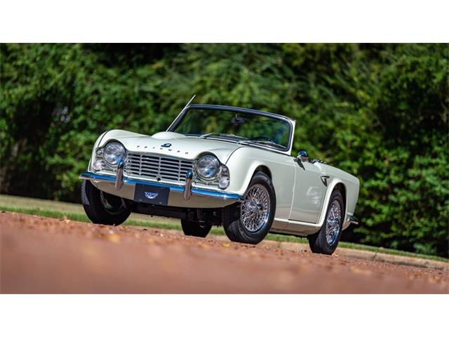 1965 Triumph TR4 (CC-1444675) for sale in Collierville, Tennessee