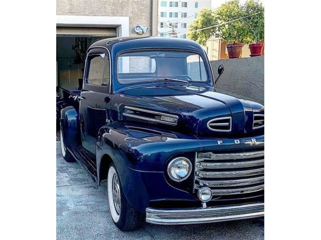 1949 Ford F1 (CC-1444677) for sale in Lakeland, Florida