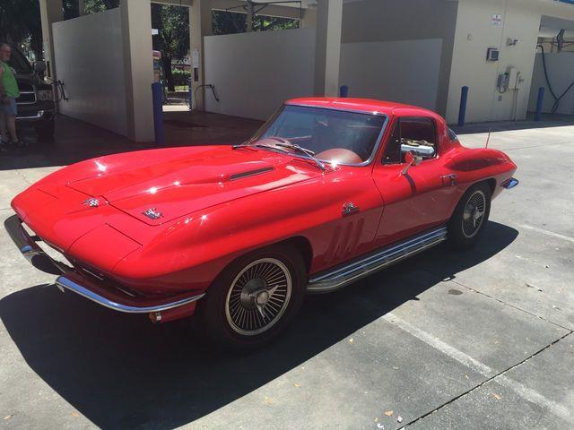 1966 Chevrolet Corvette (CC-1444678) for sale in Lakeland, Florida