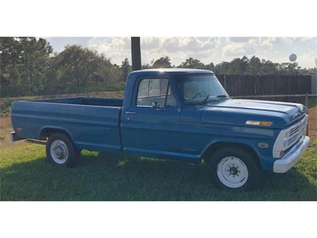 1969 Ford Ranger (CC-1444681) for sale in Lakeland, Florida