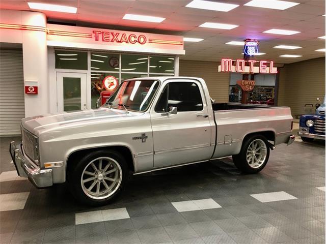 1983 Chevrolet Silverado (CC-1444709) for sale in Dothan, Alabama