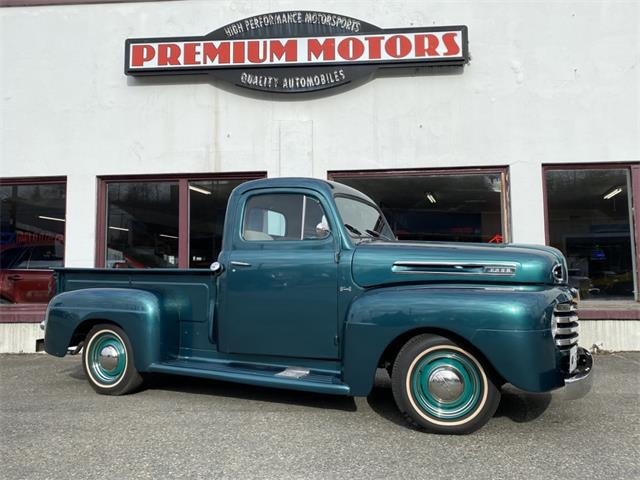 1948 Ford F1 (CC-1444712) for sale in Tocoma, Washington