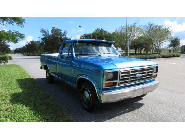 1982 Ford F100 (CC-1440472) for sale in Lakeland, Florida