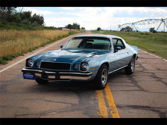 1976 Chevrolet Camaro (CC-1444721) for sale in Greeley, Colorado