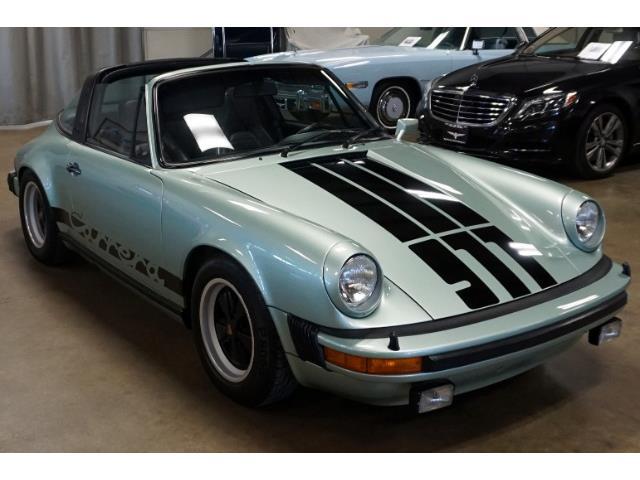 1975 Porsche 911 Carrera (CC-1444722) for sale in Chicago, Illinois