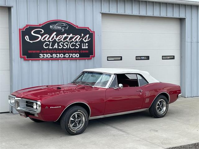 1967 Pontiac Firebird (CC-1444724) for sale in Orville, Ohio