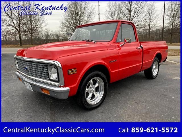 1971 Chevrolet C10 (CC-1444726) for sale in Paris , Kentucky