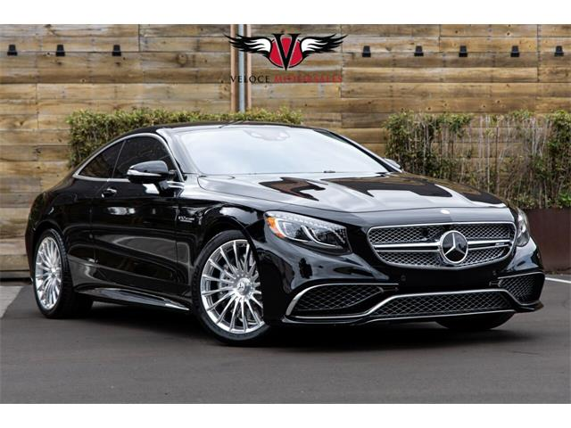 2015 Mercedes-Benz S-Class (CC-1444727) for sale in San Diego, California