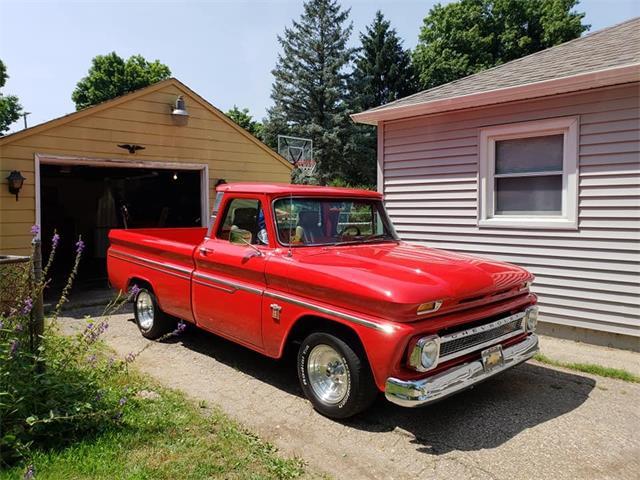 1964 Chevrolet C10 (CC-1444737) for sale in Kalamazoo , Michigan
