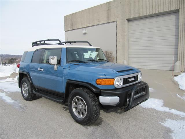 2013 Toyota FJ Cruiser (CC-1444740) for sale in Omaha, Nebraska