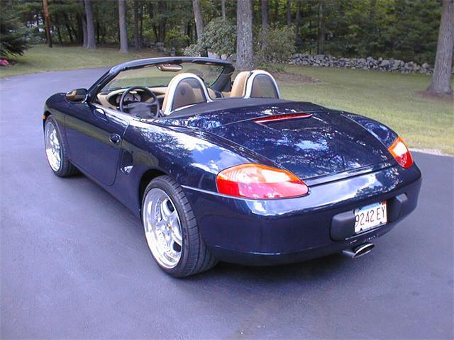 1998 Porsche Boxster (CC-1444741) for sale in Charlton, Massachusetts
