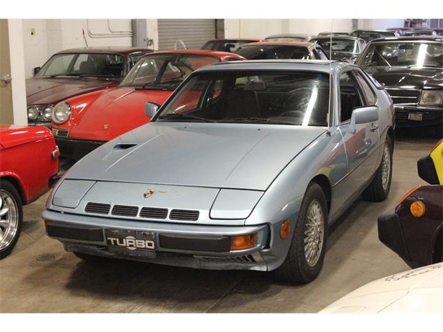 1982 Porsche 924 (CC-1444748) for sale in CLEVELAND, Ohio