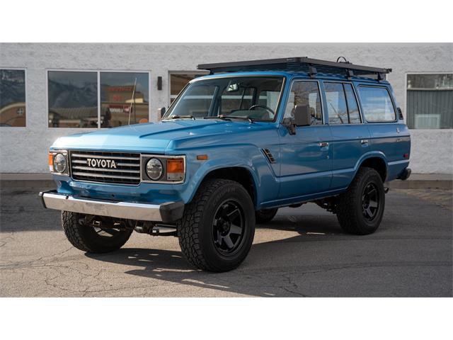 1983 Toyota Land Cruiser FJ (CC-1444751) for sale in Salt Lake City, Utah