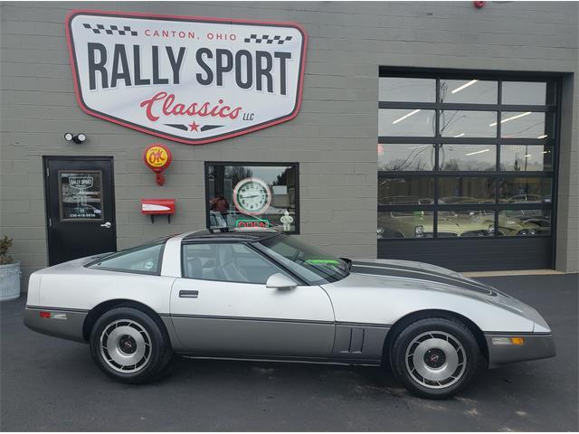1984 Chevrolet Corvette C4 (CC-1444755) for sale in Canton, Ohio