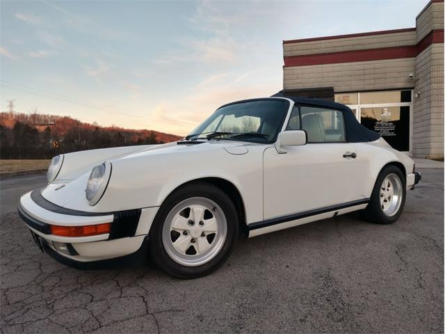 1989 Porsche 911 (CC-1444771) for sale in Cookeville, Tennessee