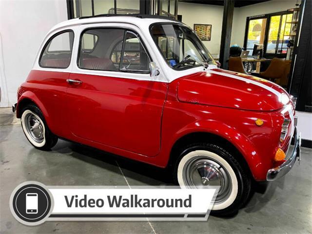 1968 Fiat 500L (CC-1444775) for sale in Escondido, California