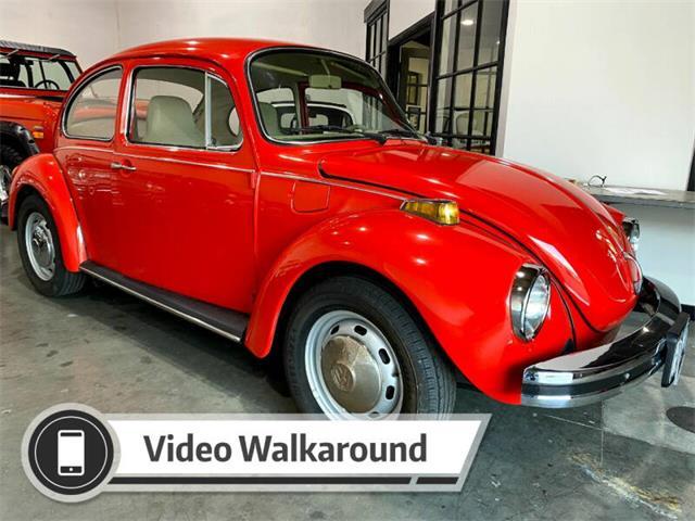 1974 Volkswagen Beetle (CC-1444776) for sale in Escondido, California