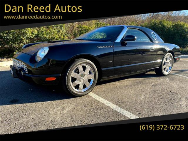 2003 Ford Thunderbird (CC-1444777) for sale in Escondido, California