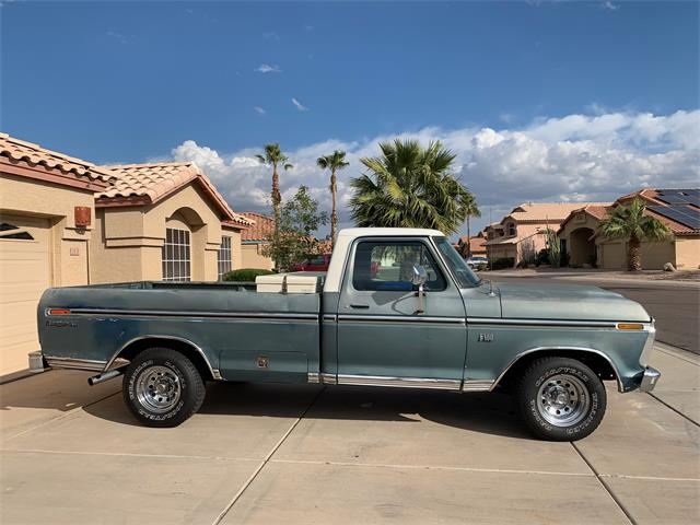 1974 Ford F100 (CC-1444778) for sale in Avondale, Arizona