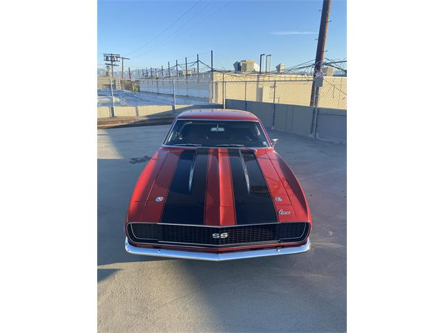 1968 Chevrolet Camaro (CC-1444780) for sale in Los Angeles , California