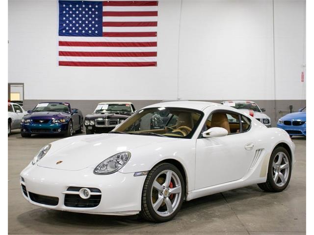 2006 Porsche Cayman (CC-1444782) for sale in Kentwood, Michigan
