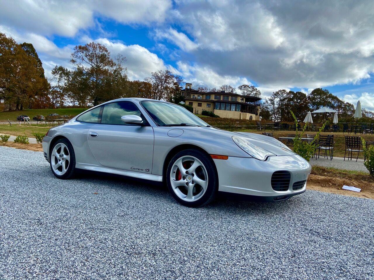 2002 Porsche 911 (CC-1440479) for sale in Marietta, Georgia