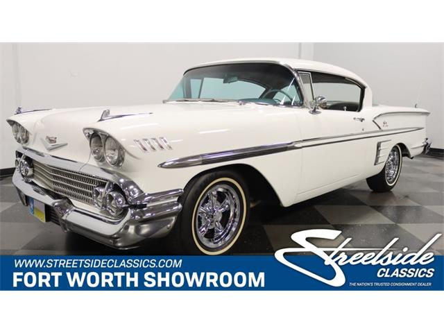 1958 Chevrolet Impala (CC-1444791) for sale in Ft Worth, Texas