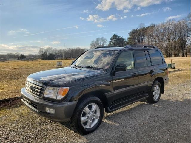 2004 Toyota Land Cruiser FJ (CC-1444802) for sale in Greensboro, North Carolina