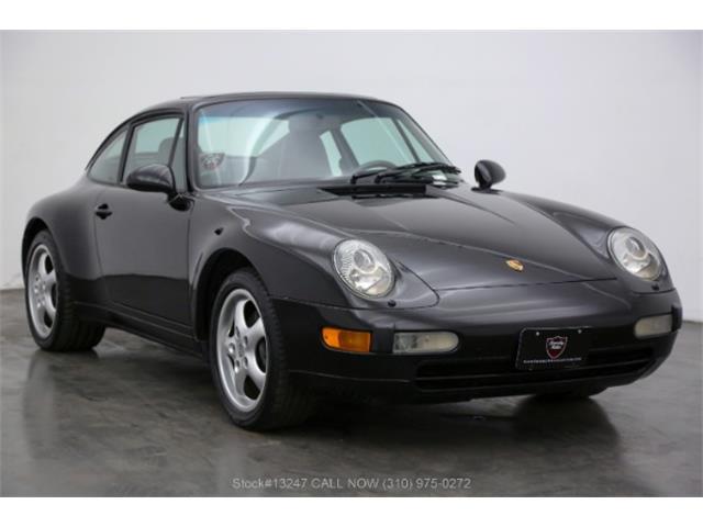 1995 Porsche 993 (CC-1444824) for sale in Beverly Hills, California