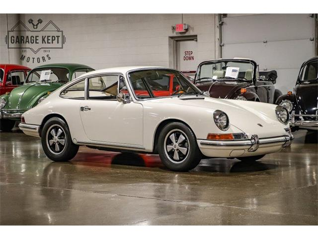 1968 Porsche 912 (CC-1444825) for sale in Grand Rapids, Michigan