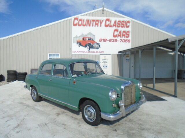 1962 Mercedes-Benz 190 (CC-1444838) for sale in Staunton, Illinois