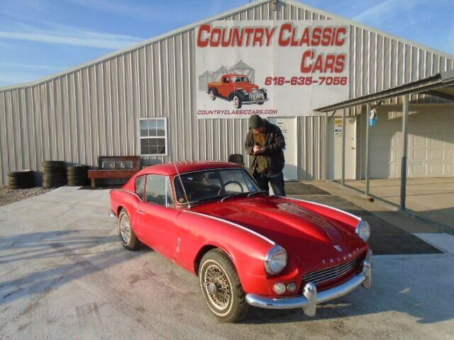 1968 Triumph GT-6 (CC-1444839) for sale in Staunton, Illinois