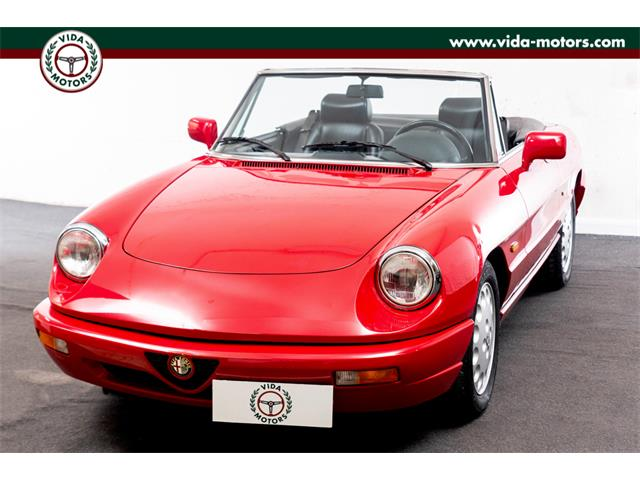 1992 Alfa Romeo Spider (CC-1440484) for sale in aversa, Caserta