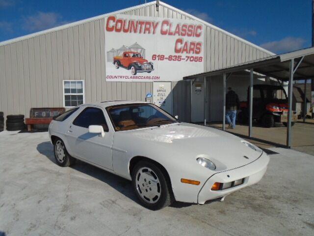 1984 Porsche 928 (CC-1444840) for sale in Staunton, Illinois